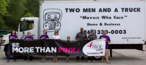 Race for the Cure | Movers Who Blog in Knoxville, TN