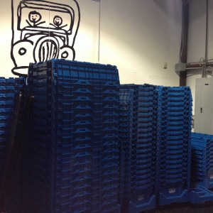 We use e-crates when we're hired to do packing jobs.