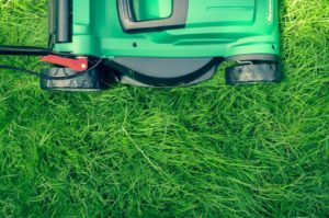 Empty your gas from your lawn mower before moving