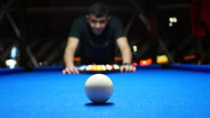 TWO MEN AND A TRUCK can't move pool tables containing the slate