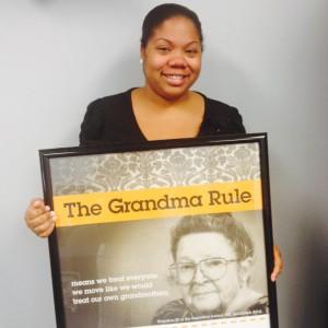 The Grandma Rule