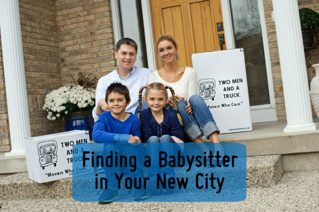 how to find a babysitter when you're new to Nashville