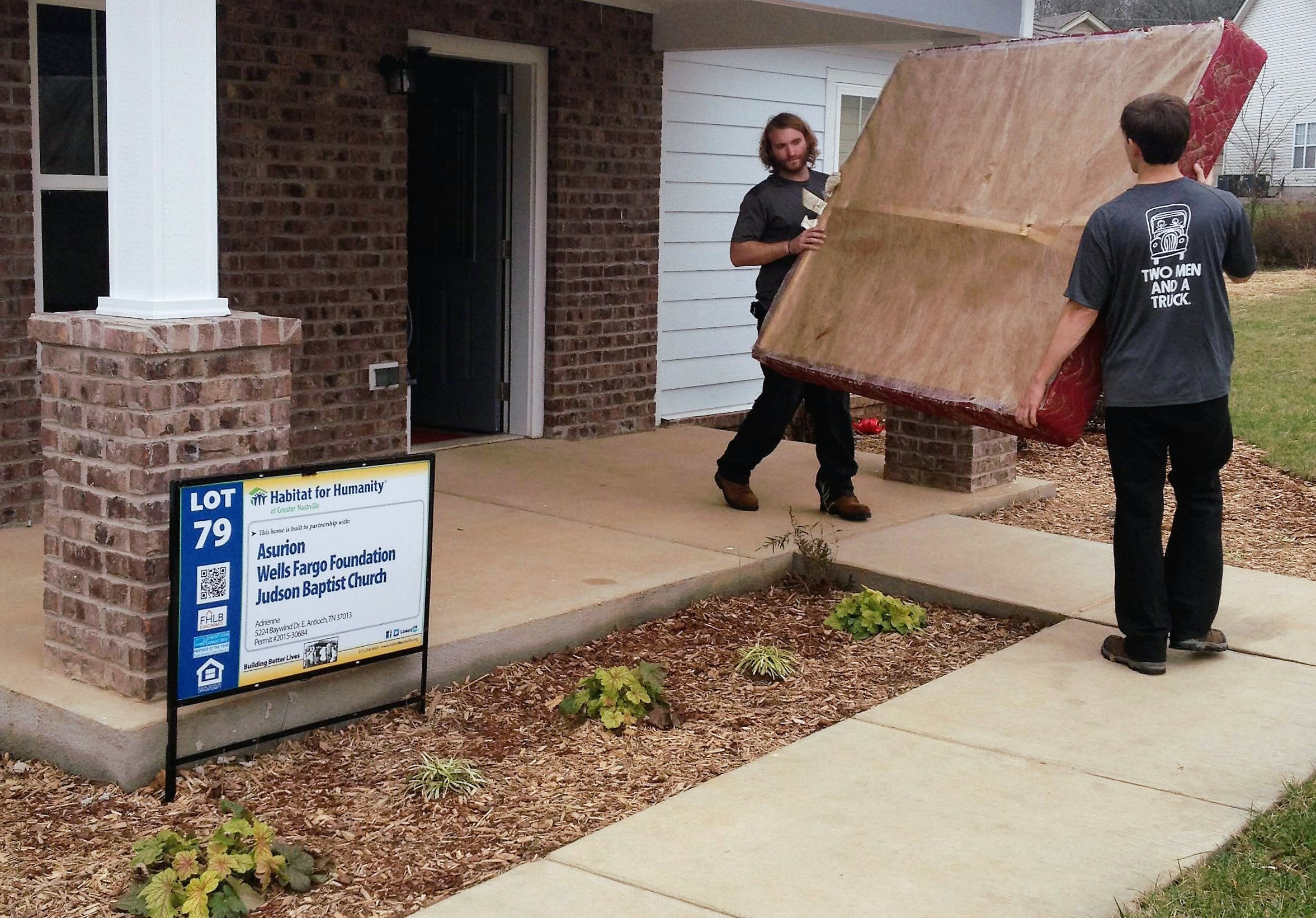 Habitat for Humanity | Movers Who Blog in Nashville, TN