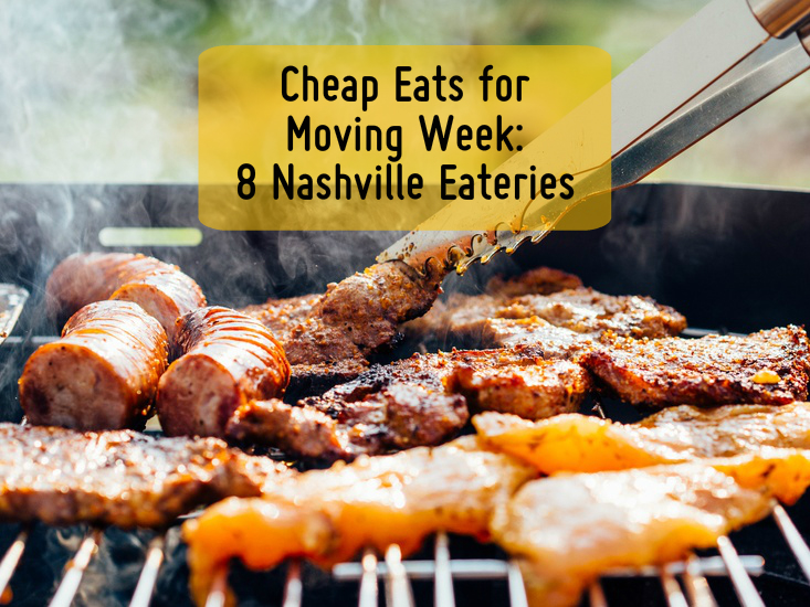 Eight Nsahville restaurants to get cheap eats during Moving Week
