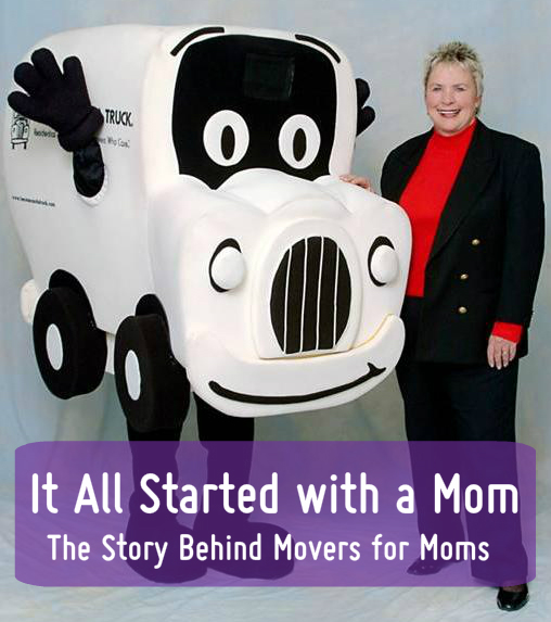 Story Behind Movers for Moms