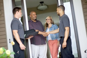 TWO MEN AND A TRUCK Nashville Movers and Drivers can earn tips from happy customers