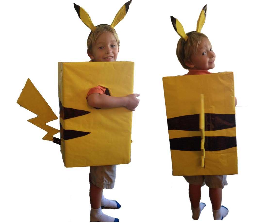8b2e873b DIY Halloween Costumes made of Moving Boxes | Movers Who Blog in ...