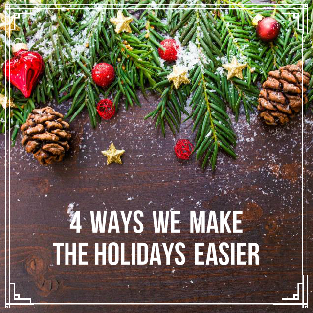 4 ways TWO MEN AND A TRUCK makes the holiday season easier
