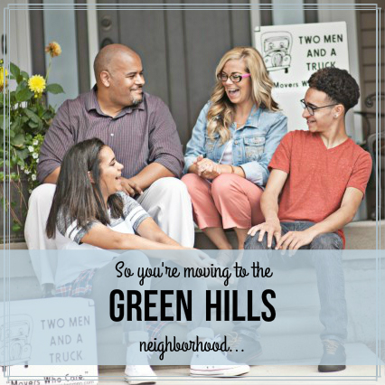 Things to do in the Green Hills neighborhood of Nashville