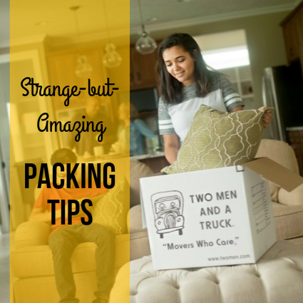 Packing Tips from TWO MEN AND A TRUCK Nashville