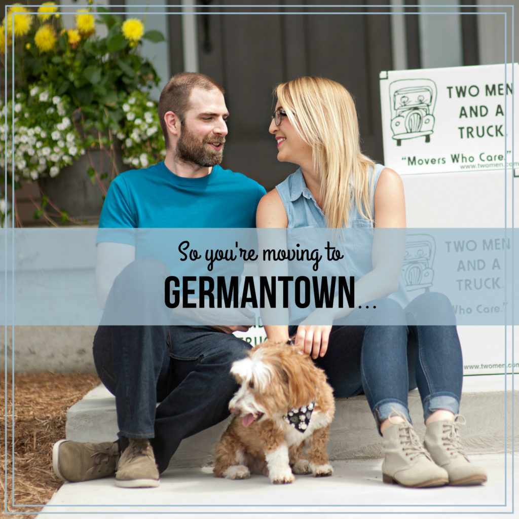 TWO MEN AND A TRUCK's favorite spots to visit in Germantown Nashville