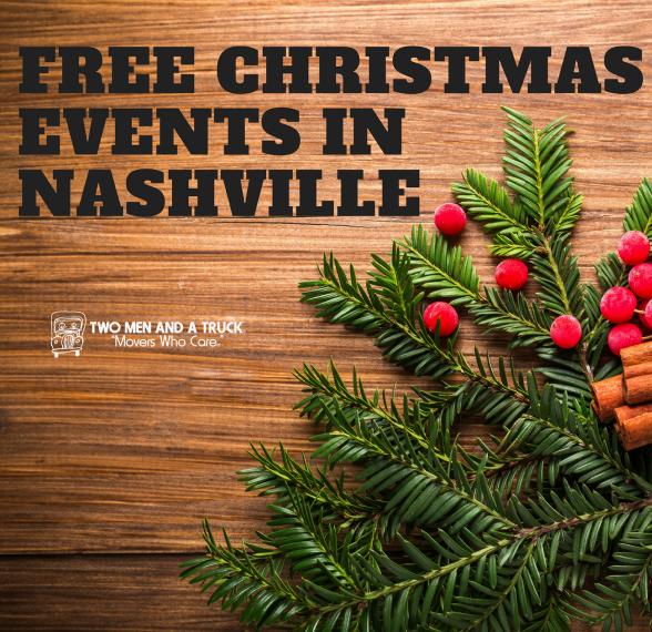 Christmas Tree Inn Tn: FREE CHRISTMAS EVENTS IN NASHVILLE